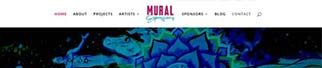 Mural Expressions web development